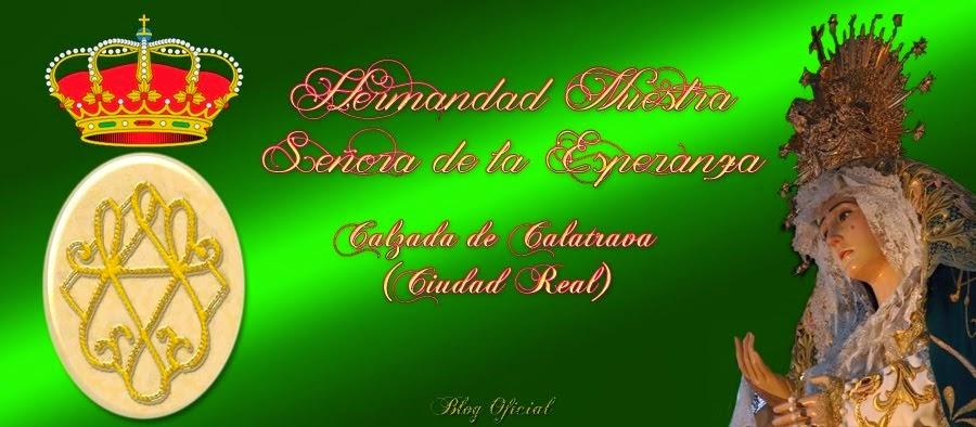 Web oficial Hermandad Ntra. Sra. de la Eesperanza.