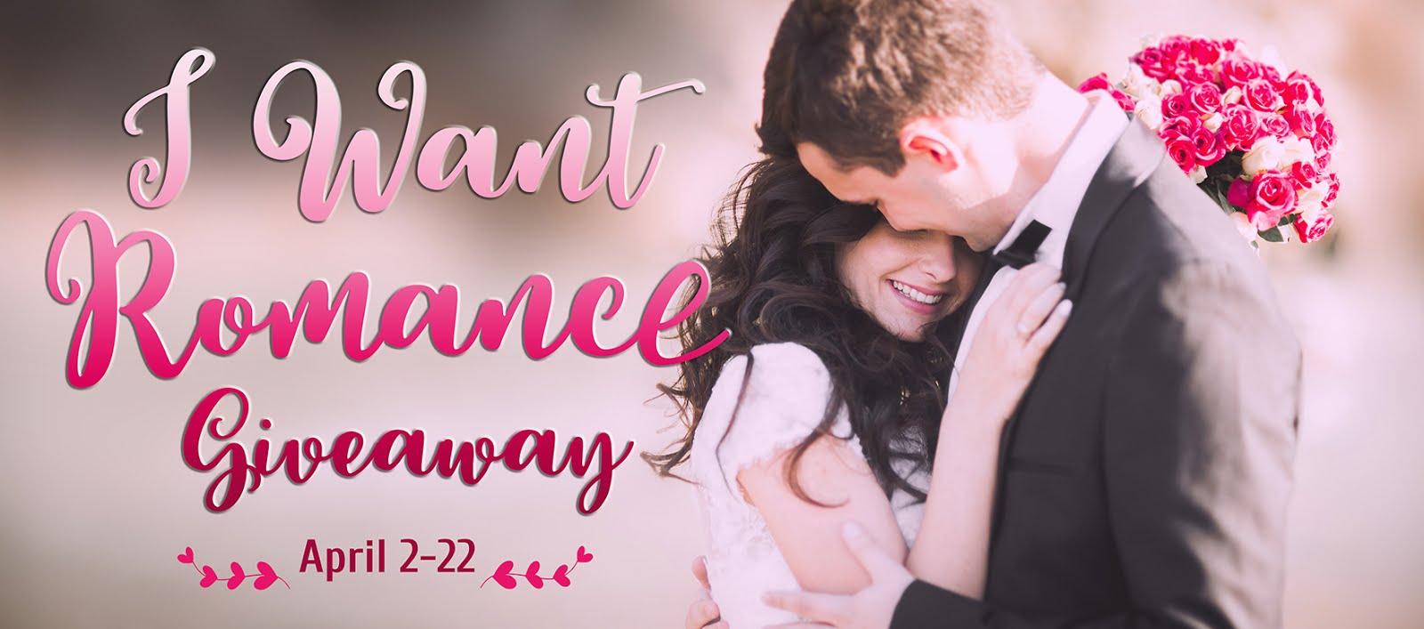 I Want Romance Giveaway