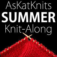 AsKatKnits Summer KAL