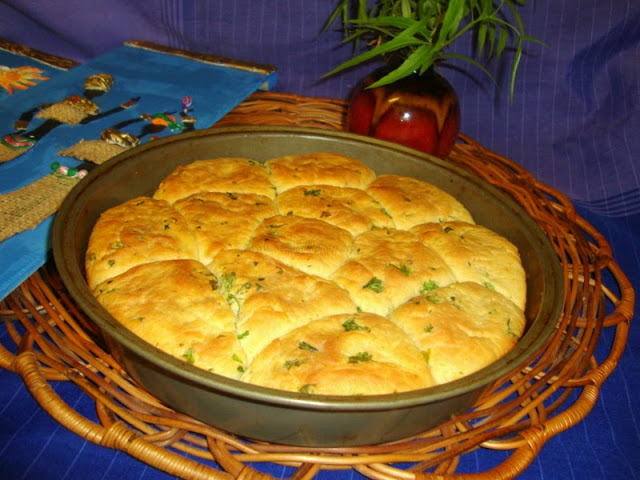 images of Easy Parsley Yeast Rolls Recipe / Yeast Rolls Recipe