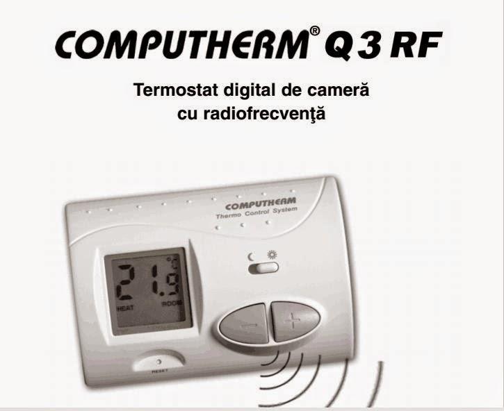 Termostat de ambianta Computherm Q 3RF