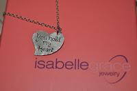 Isabelle Grace Heart 2 Heart Necklace 2
