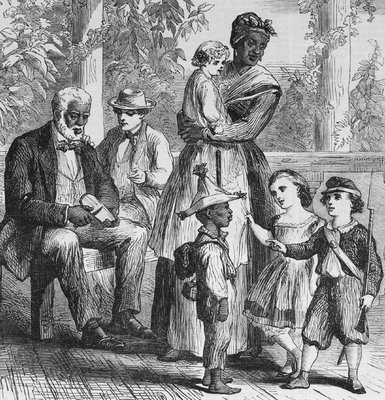 house slaves vs field slaves A house slave was a slave who  sometimes planters used mixed-race slaves as house servants or favored artisans because they were their children or  field slave.