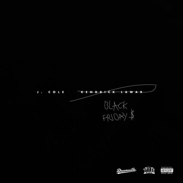 J. Cole - Black Friday
