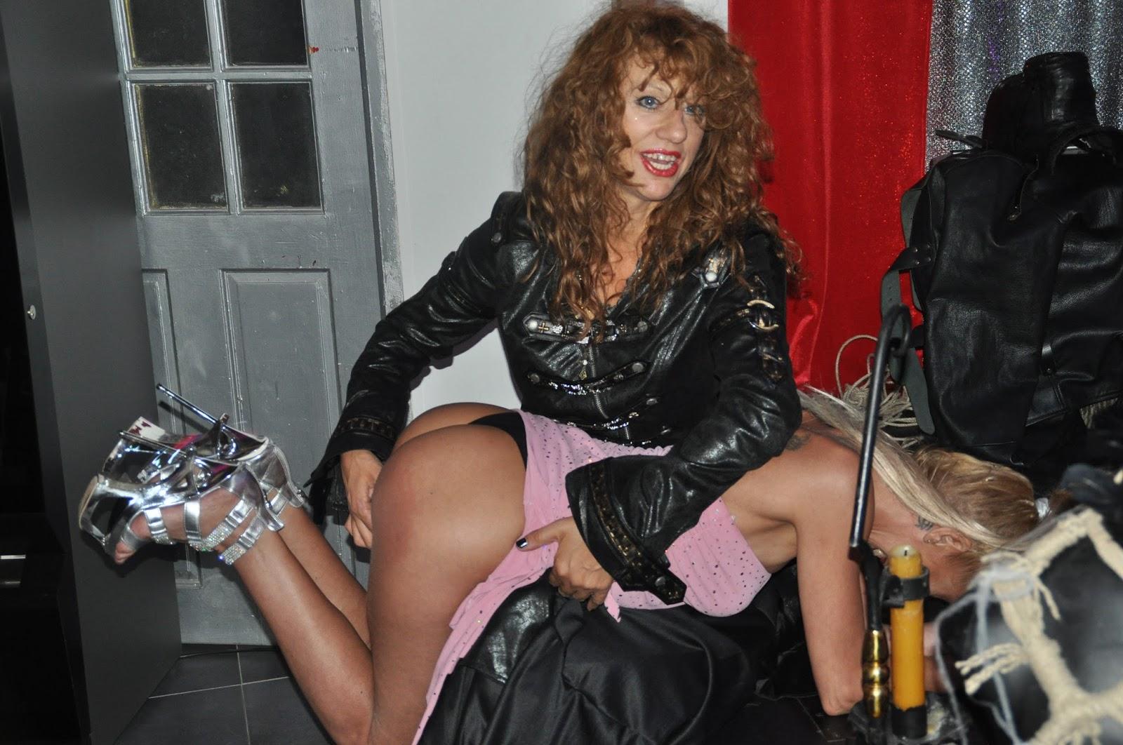 charla bdsm sexo