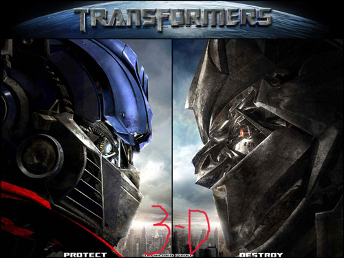 Transformers 3 Official Trailer 2011 Transformers 3 Trailer
