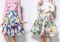 New 2016 Spring Vintage Swing Skirts