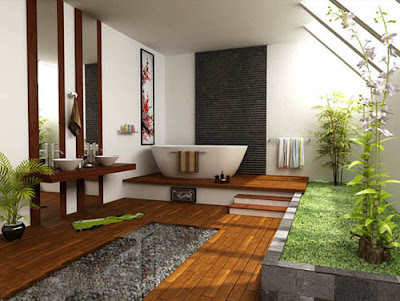 Bathroom With Feng Shui Amazing Design