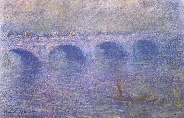 Fog And Mist Oil Painting