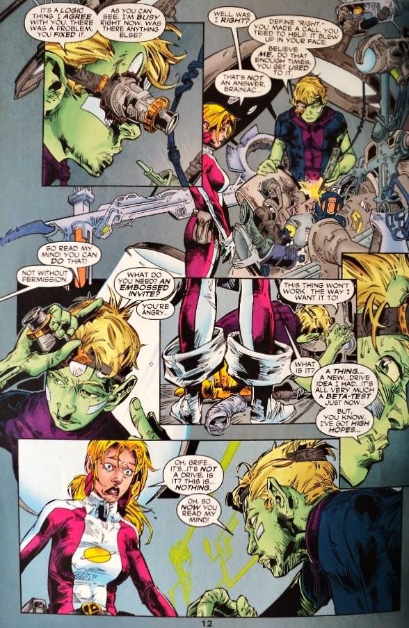 Legion Lost # 9, 10, 11 12 - Abnett, Lanning Coipel