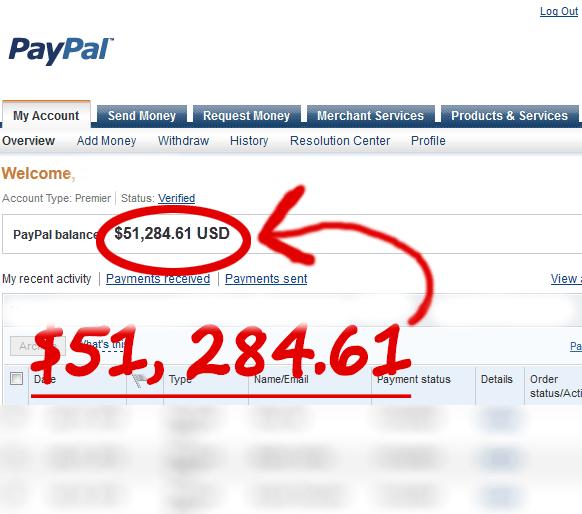 Make free paypal money online xoom