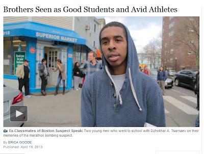 New York Times changed headline