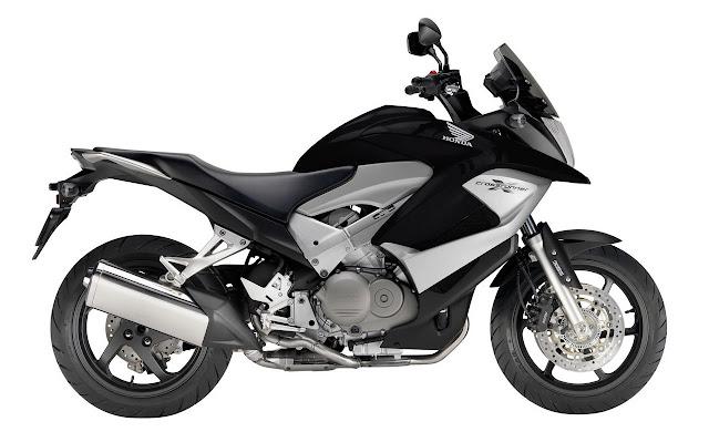 2012 Honda Crossrunner VFR800X Black