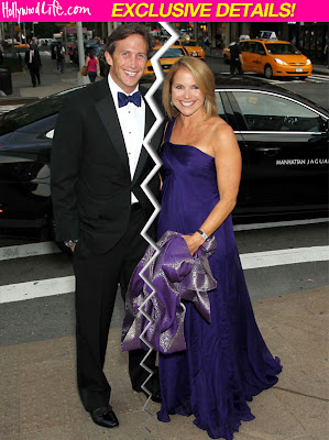Katie Couric Engaged to Brooks Perlin