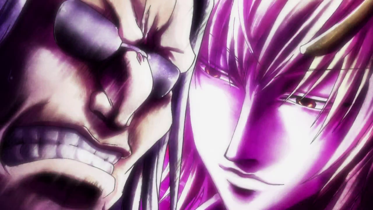 Hunter X Hunter (2011) Episode 120 Subtitle Indonesia
