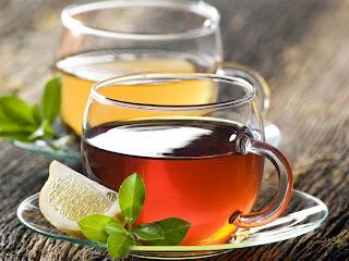 Čaj sa limunom slike besplatne pozadine za desktop download