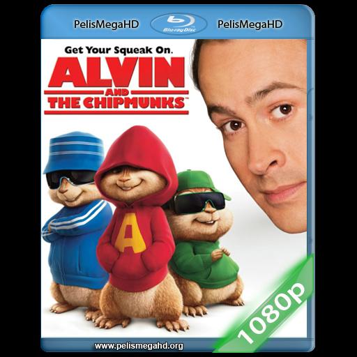 ALVIN Y LAS ARDILLAS (2007) 1080P HD MKV ESPAÑOL LATINO