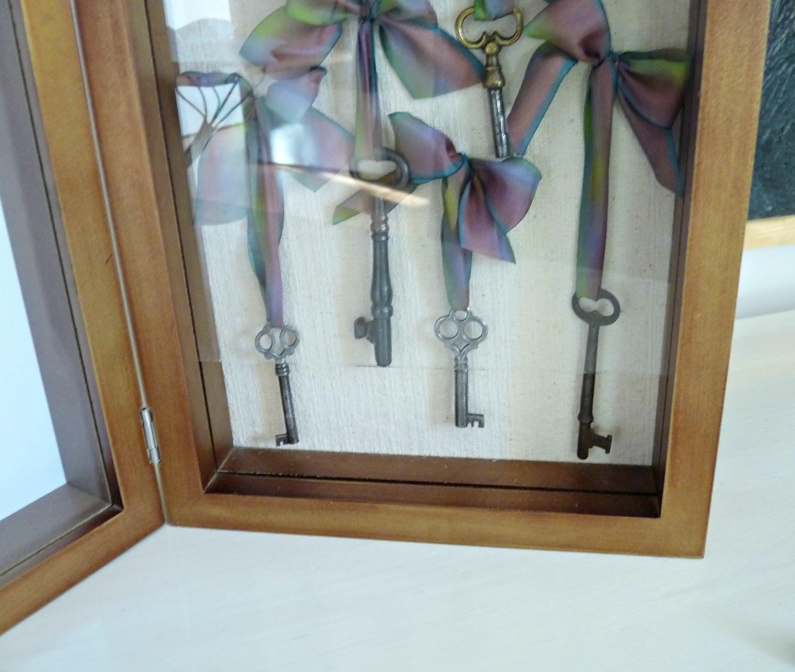 Vintage key art