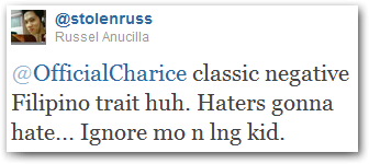 charice pempengco delete facebook fan page