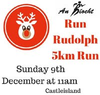 5k in Caslteisland, Co.Kerry - Sun 9th Dec 2018