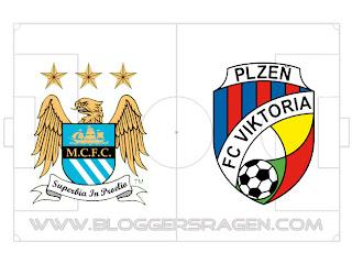 Prediksi Pertandingan Manchester City vs Viktoria Plzen