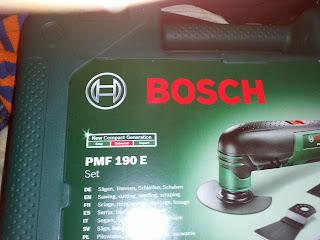 Bosch PMF 190 E - кейс
