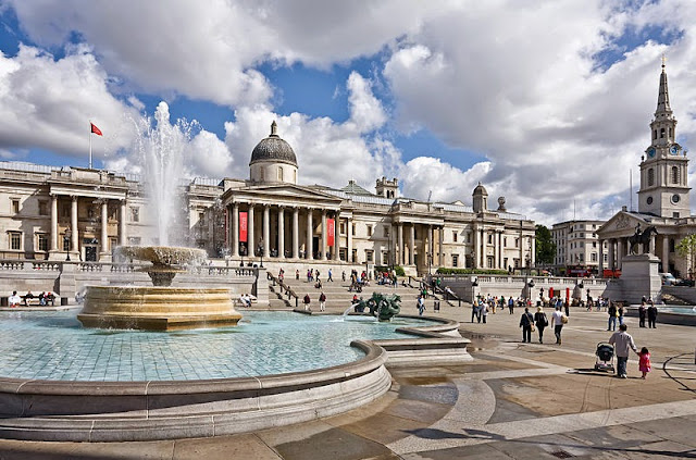 Trafalgar Square - London, UK | Travel London Guide
