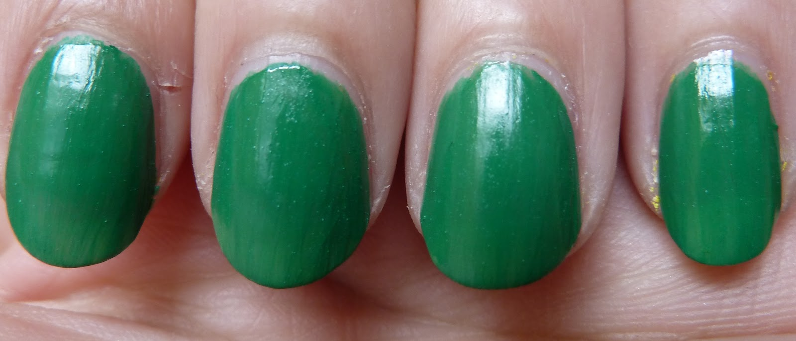 NailsByStephanie: Acrylic Paint As Nail Polish