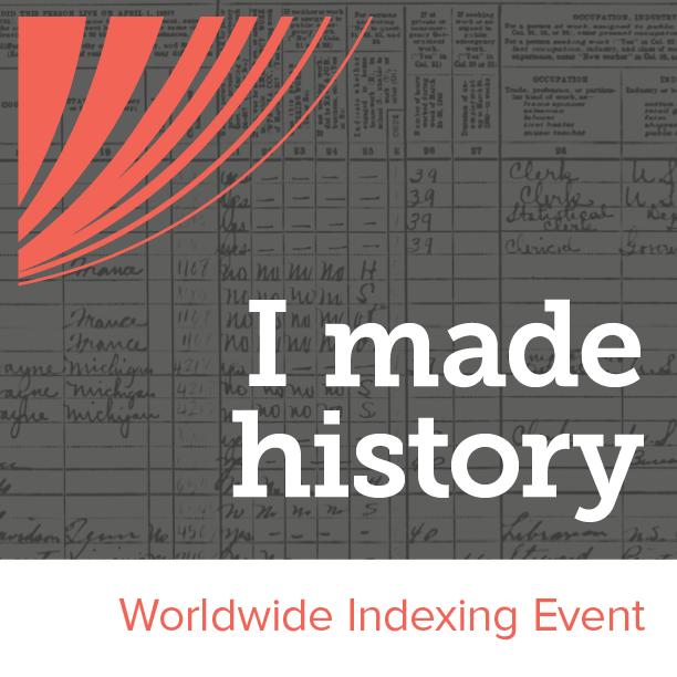 I Made History!