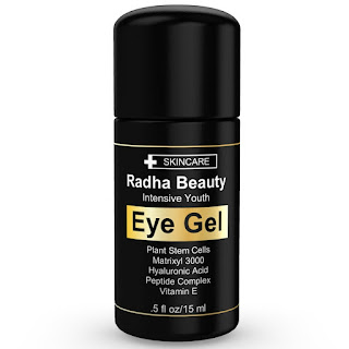 "alt=""eye gel, radha beauty, beauty product"""
