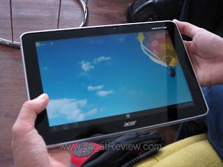 harga acer a511, spesifikasi dan fitur keunggulan acer iconia tablet a511, gambar tablet pc acer terbaru quad core, tablet di bawah 5 juta