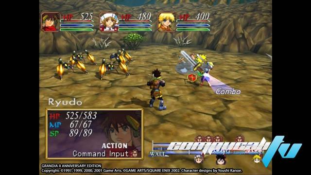 Grandia II Anniversary Edition PC Full