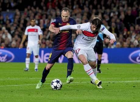 Barcelona Lolos Ke Semifinal Liga Champions 2013