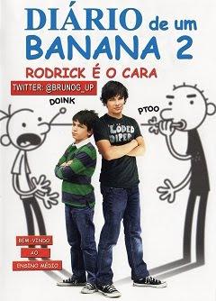 Diário de um Banana 2 Rodrick é o Cara BDRip AVI Dual Áudio