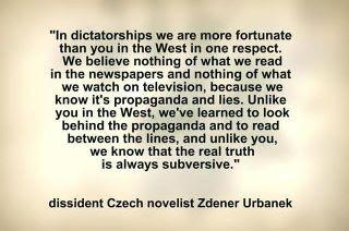 czech novelist ..
