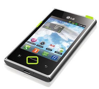 LG Optimus E400