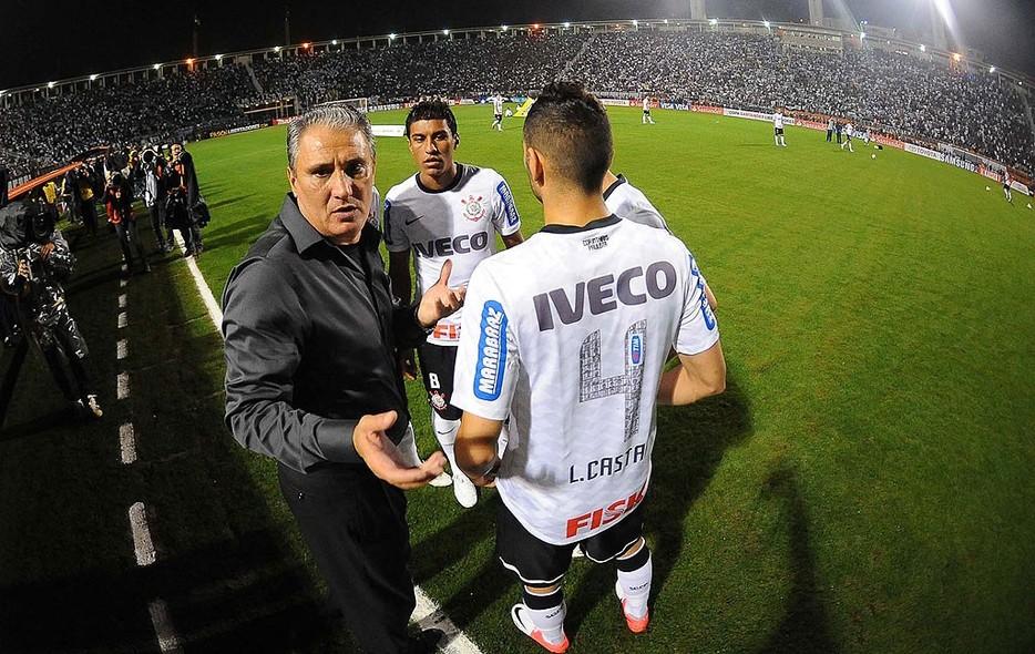 Corinthians, como manda o gabarito