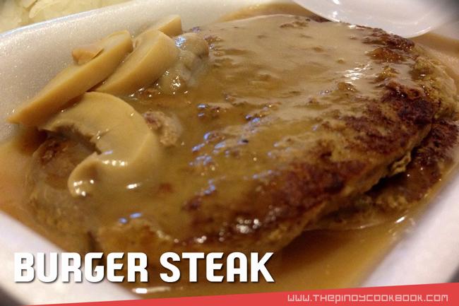 How to cook jollibee burger steak secret recipe tutorial how to cook jollibee burger steak secret recipe tutorial ingredients forumfinder Choice Image