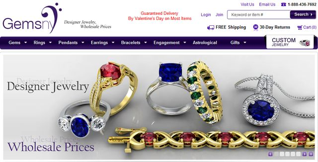 Astrological Jewelry by GemsNY.com