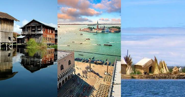 Le citt galleggianti pi suggestive del mondo il blog for Le migliori citta del mondo