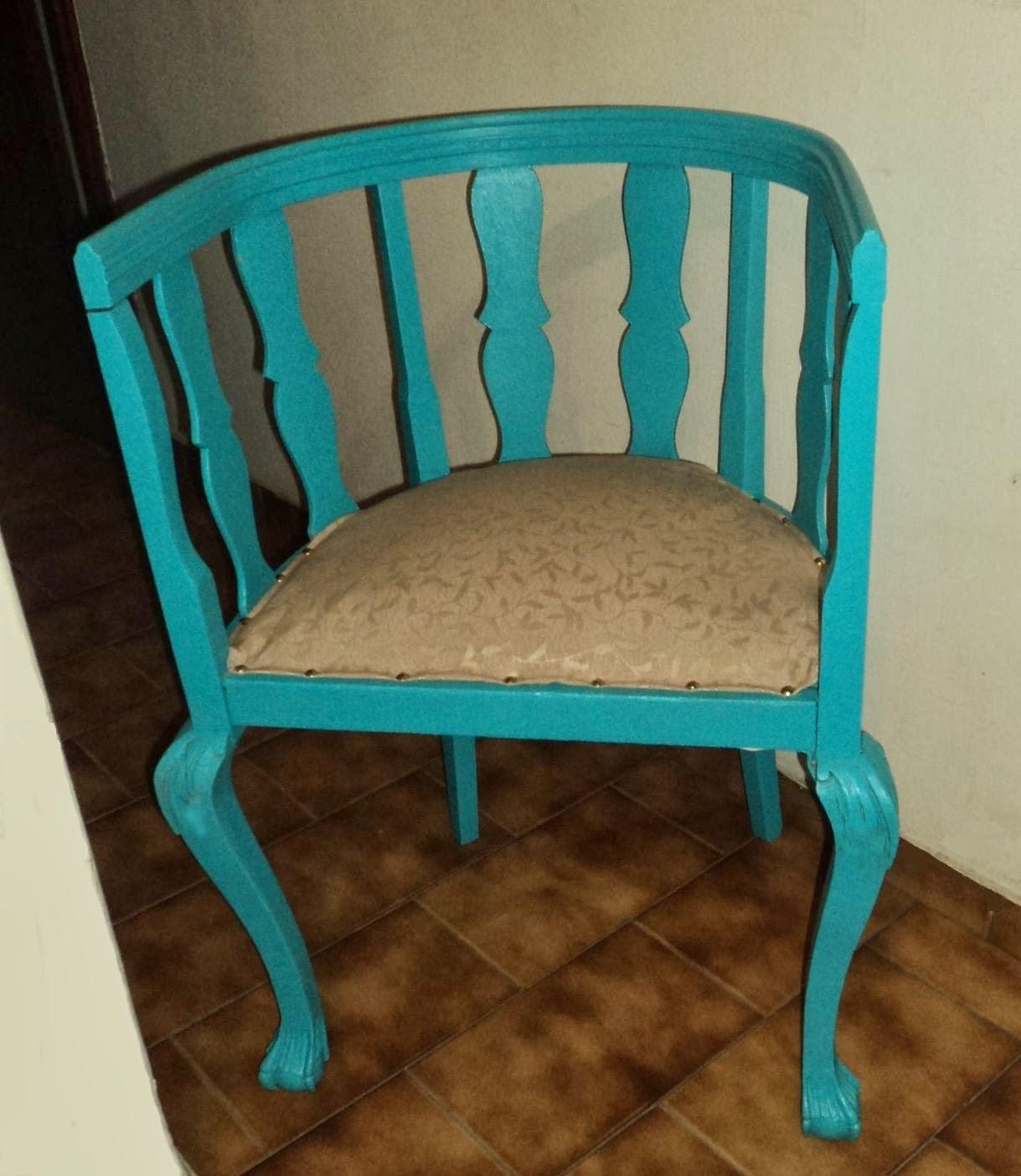Tutorial de artesan as aprendiendo a restaurar muebles - Sillones para restaurar ...