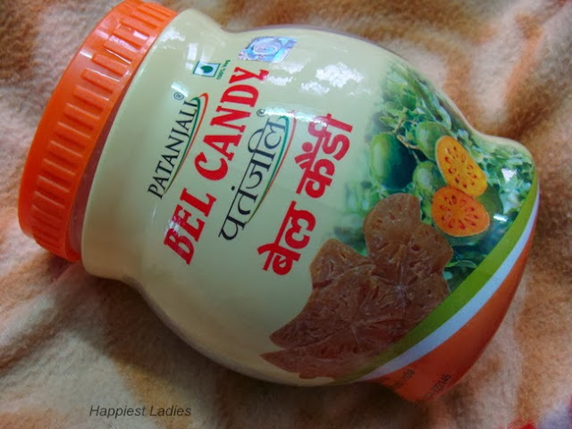 Patanjali Bel Candy Review