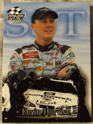 Kenvin Harvick Parallel