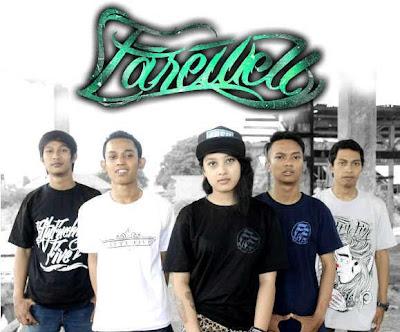 Farewell Band Female Vocal Metalcore Surabaya Indonesia Foto Personil Logo Wallpaper