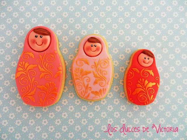 como decorar galletas con plantillas o stencil