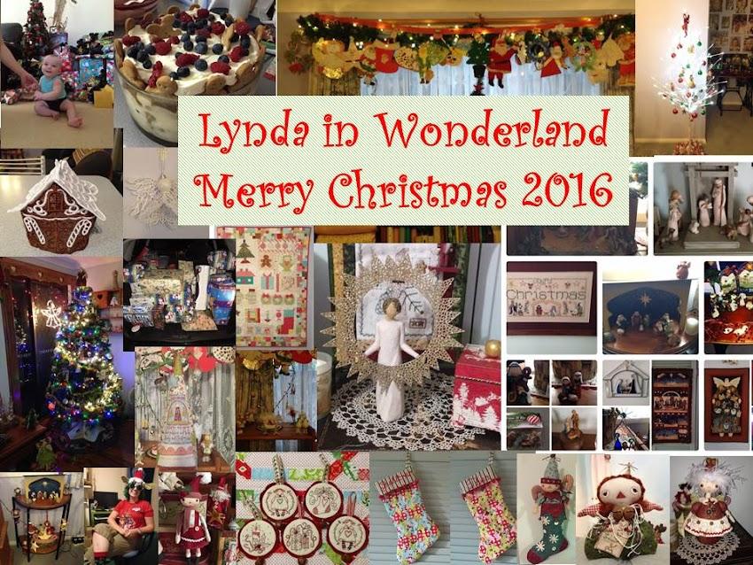 Lynda in Wonderland