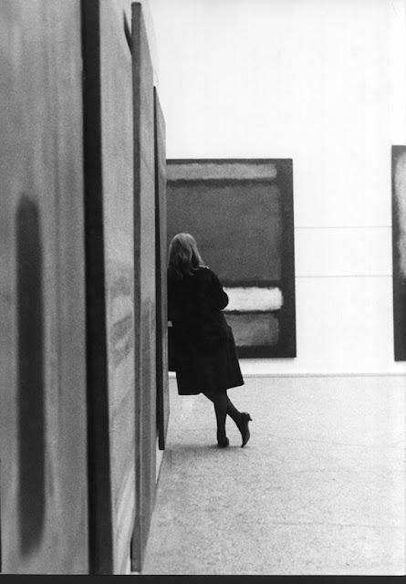 Ed Sykes Latest Rothko At Whitechapel Gallery In