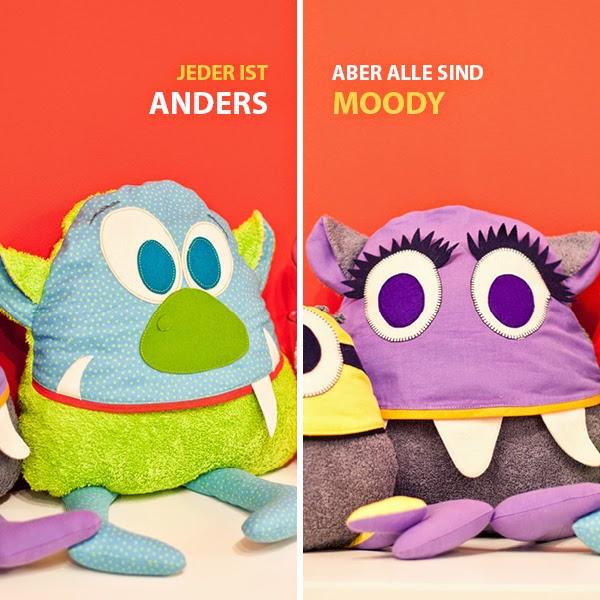 zweimalB ::  Moody nach dem Design von aprilkind - jeder ist anders