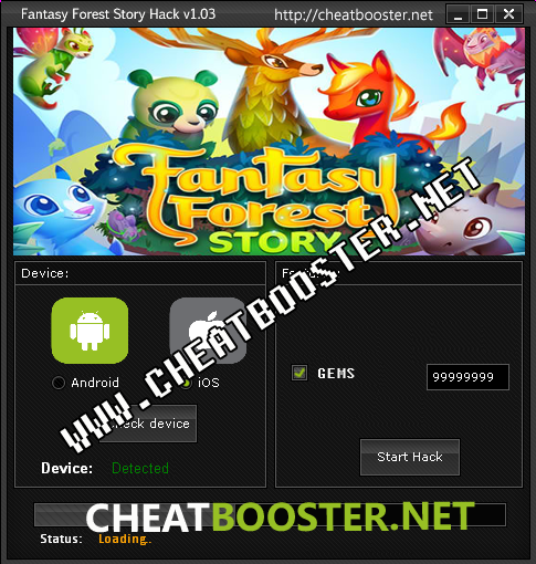 Fantasy Forest Story Hack