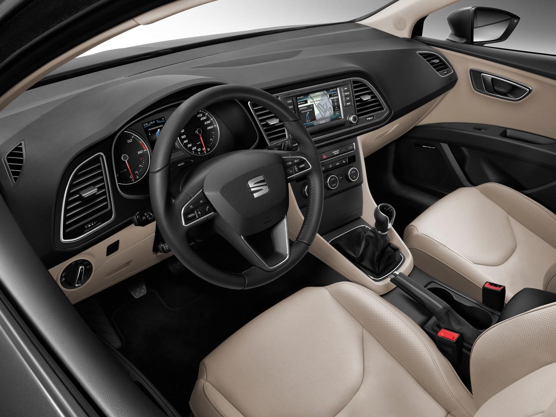 2014 Seat Leon ST Interior